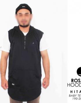 rompi sholat hoodie