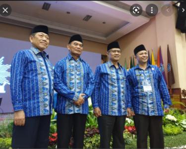 seragam batik guru muhammadiyah