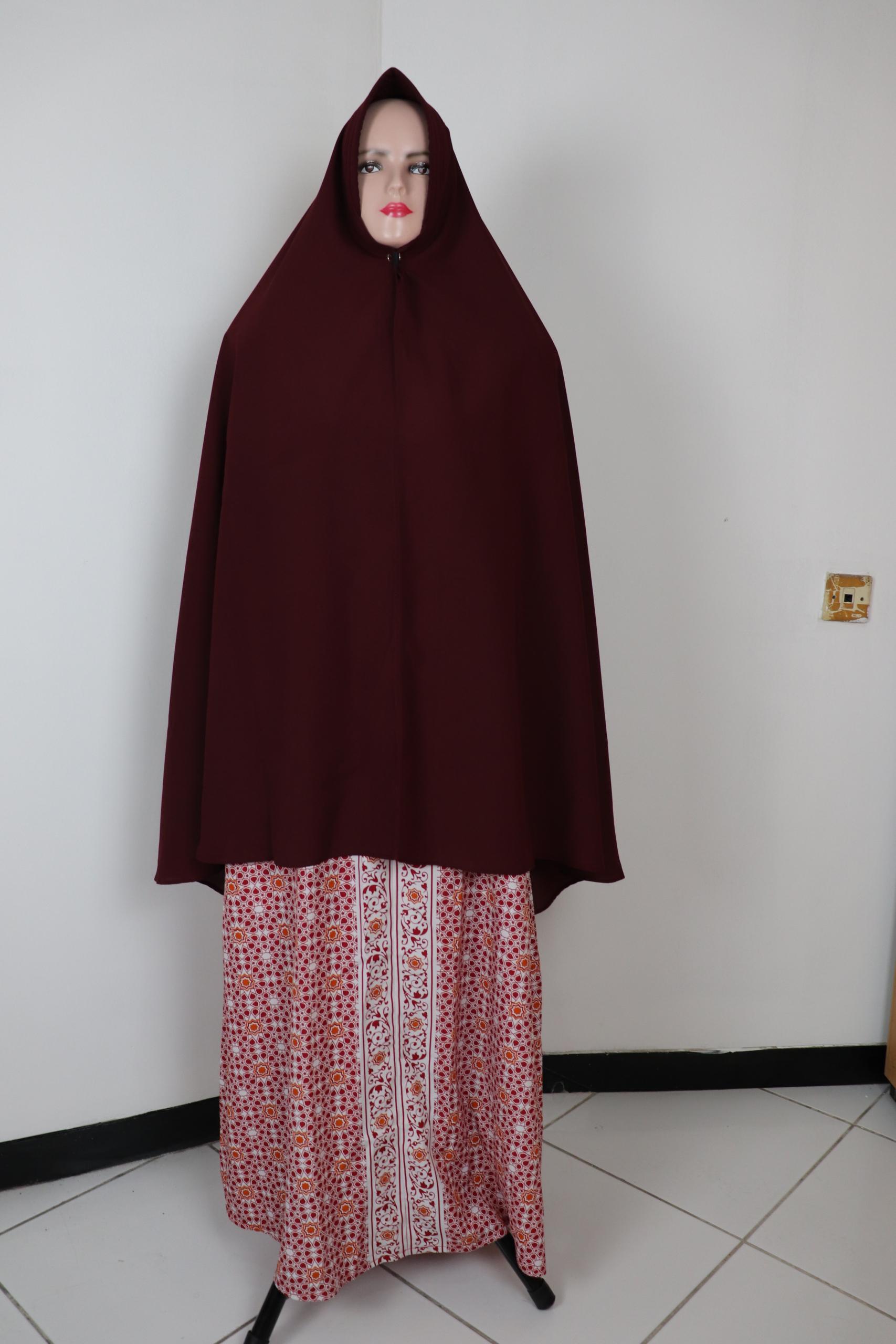 Seragam Batik Guru Hidayatullah Putri