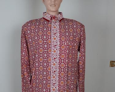 Seragam Batik Hidayatullah